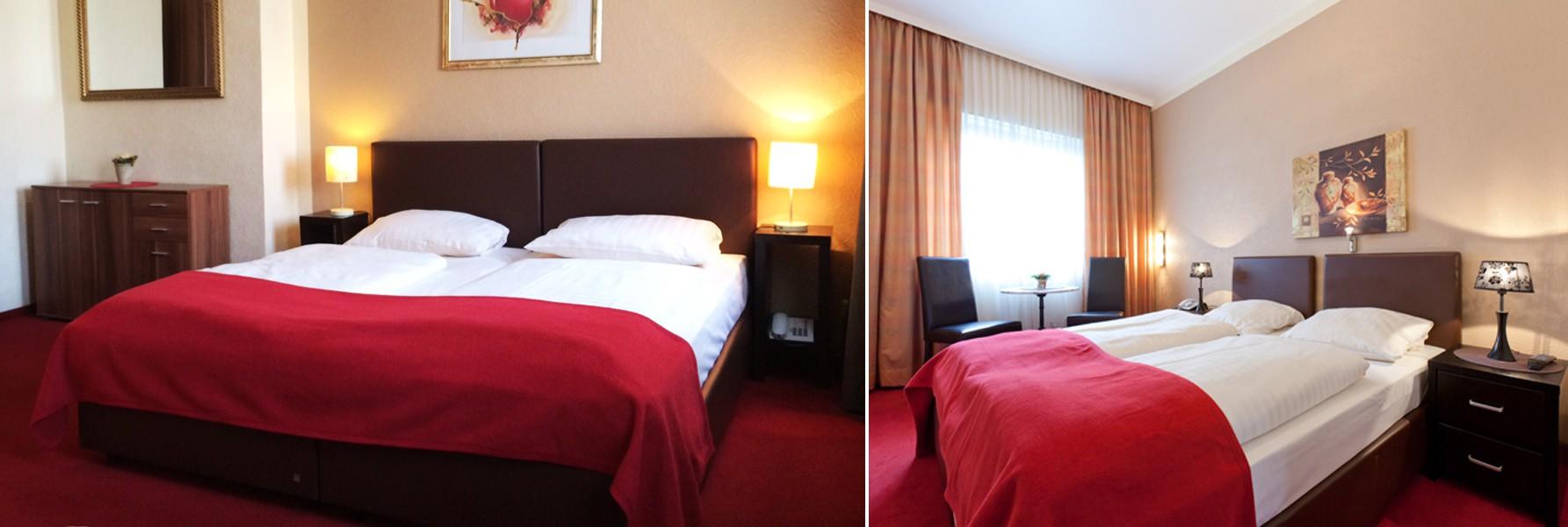 Gemutliche Hotelzimmer In Bester Lage